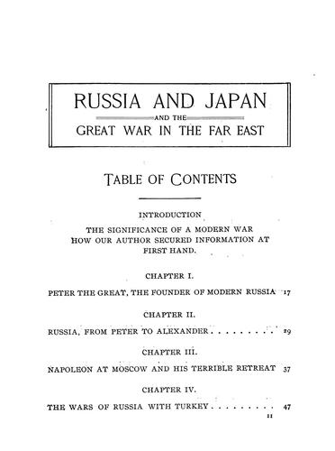 Russia and Japan