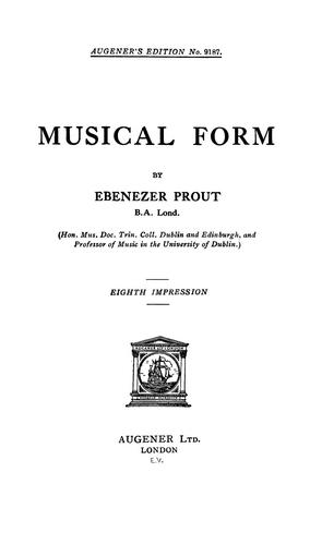 Download Musical form.