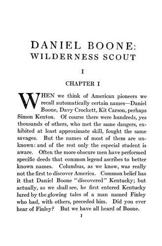 Download Daniel Boone