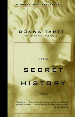 Busy Phillips recommends The Secret History