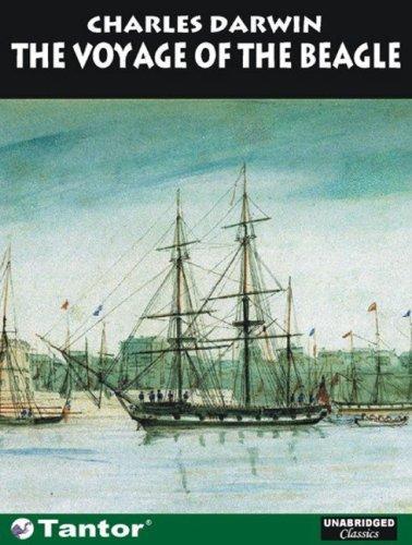 The Voyage of the Beagle (Unabridged Classics)