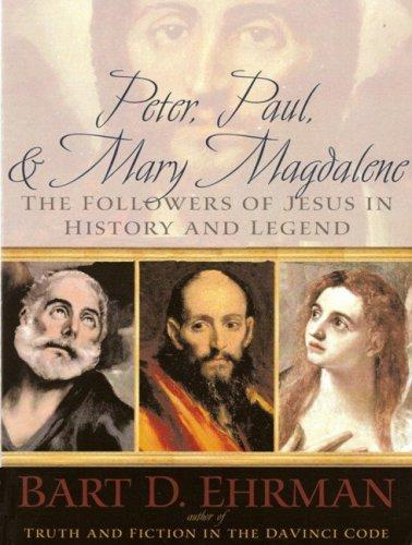 Peter, Paul, & Mary Magdalene
