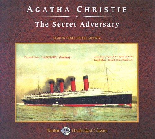 Secret Adversary (Unabridged Classics)