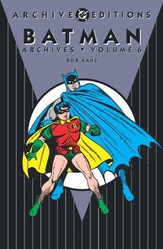 Batman archives