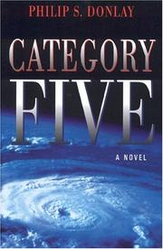 Thumbnail of Category Five: A Novel