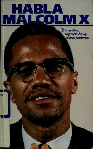 Download Habla Malcolm X
