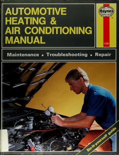 Download The Haynes automotive heating & air conditioning systems manual