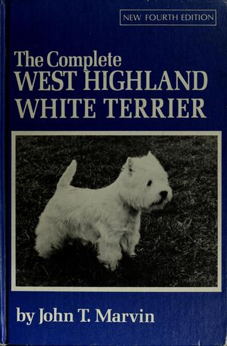 Download The complete West Highland white terrier