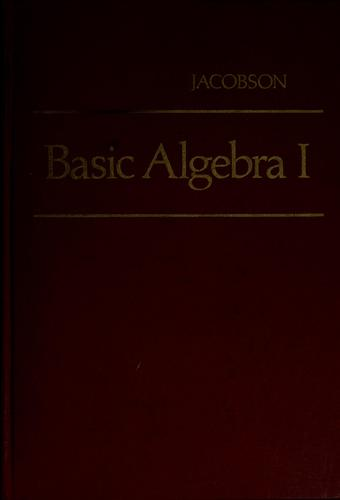 Download Basic algebra.
