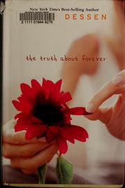 Truth About Forever Cover