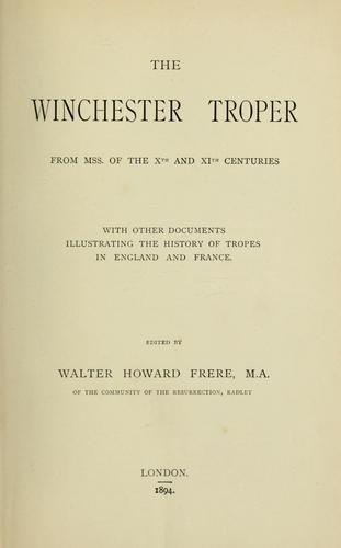Download The Winchester troper