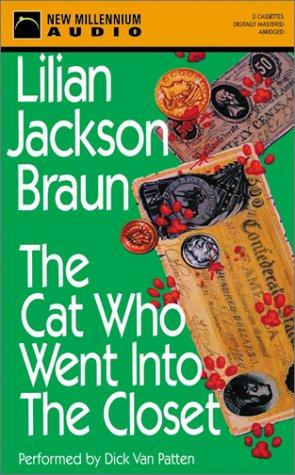 Download The Cat Who Went into the Closet (Cat Who… (Audio))