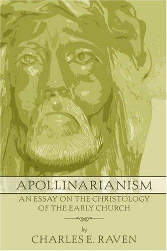 Download Apollinarianism