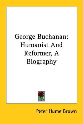 Download George Buchanan