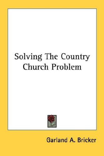 Download Solving The Country Church Problem
