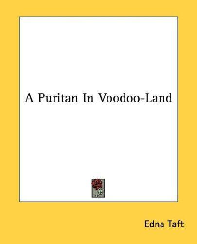 Download A Puritan In Voodoo-Land
