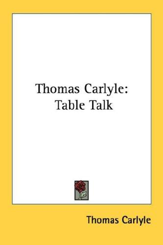 Download Thomas Carlyle