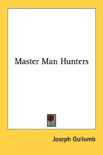 Download Master Man Hunters