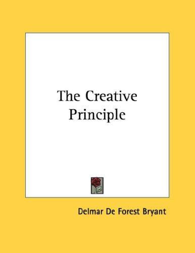 The Creative Principle (Open Library)