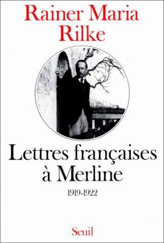 Download Lettres françaises à Merline, 1919-1922