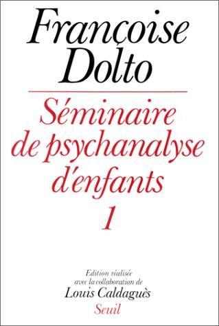 Download Séminaire de psychanalyse d'enfants