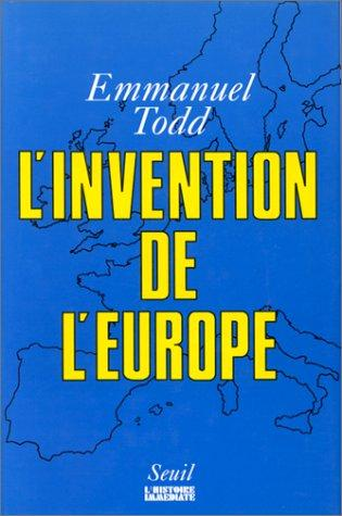 Download L' invention de l'Europe