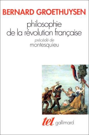 Download Philosophie de la Révolution française