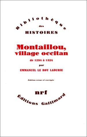 Download Montaillou, village occitan de 1294 à 1324