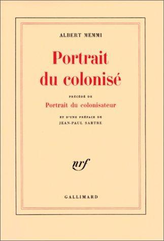Download Portrait du colonisé, précédé de portrait du colonisateur