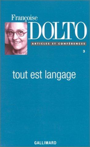 Download Tout est langage