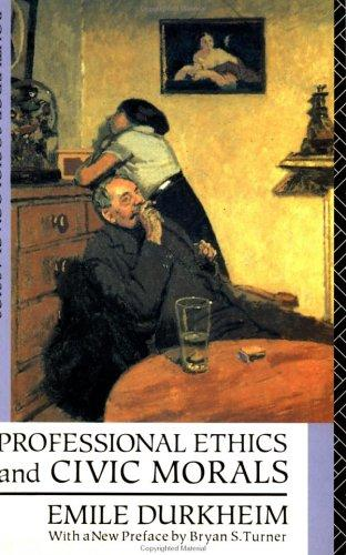 Download Professional ethics and civic morals