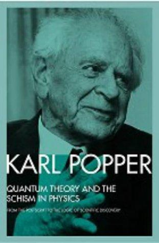 Download Quantum theory and the schism in physics