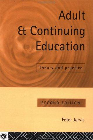 Download Adult and continuing education