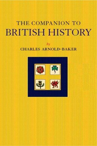 Download The companion to British history