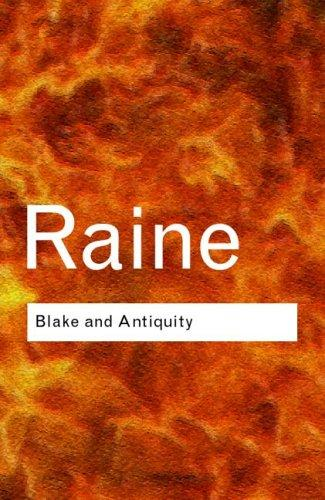 Download Blake and antiquity