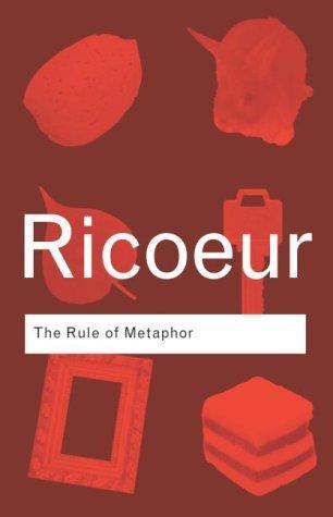 The Rule of Metaphor