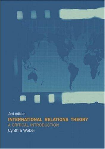 Download International relations theory