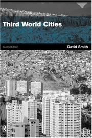 Third World Cities PDF Download