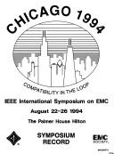 IEEE International Symposium on Electromagnetic Compatibility, 1994