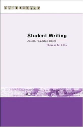 Download Student writing
