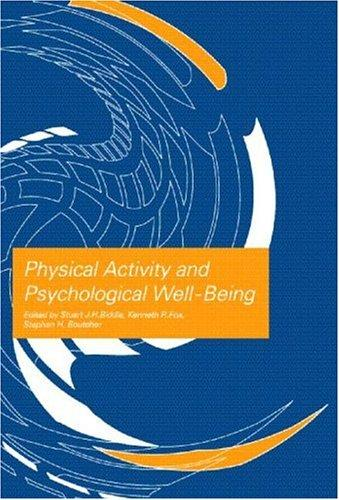 Download Physical Activity and Psychological Well-Being