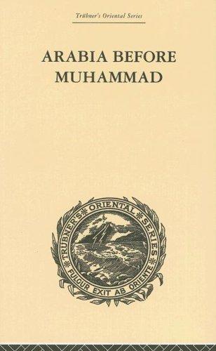 Arabia Before Muhammad