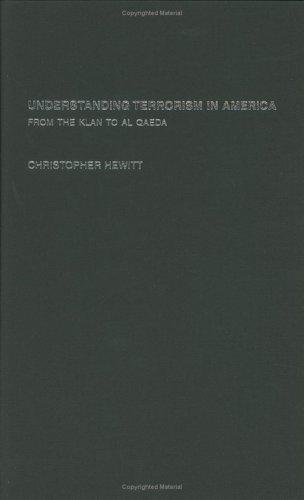 Download Understanding terrorism in America