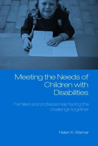Download Meeting the needs of children with disabilities