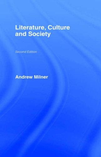 Literature, Culture and Society