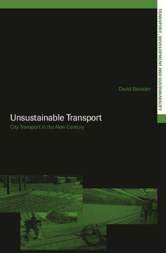 Download Unsustainable transport