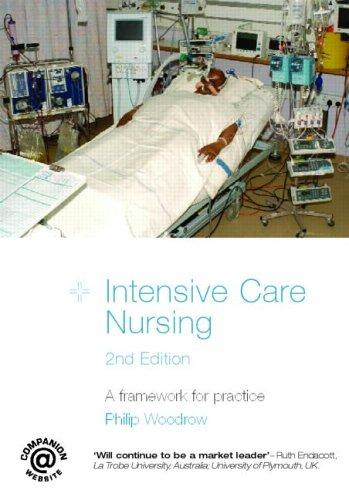 Download Intensive care nursing
