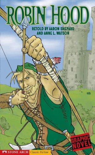 Robin Hood (Graphic Revolve (Graphic Novels))
