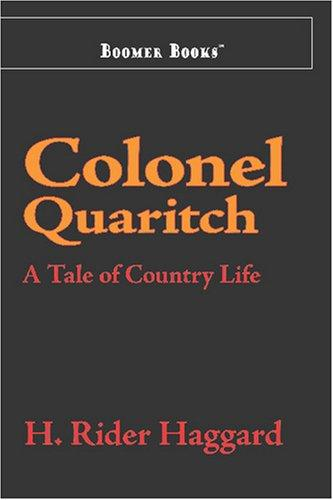 Download Colonel Quaritch, V. C.