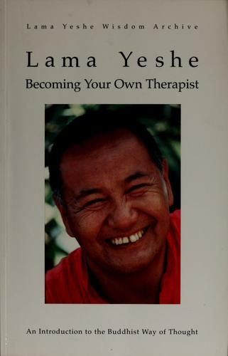 Becoming Your Own Therapist